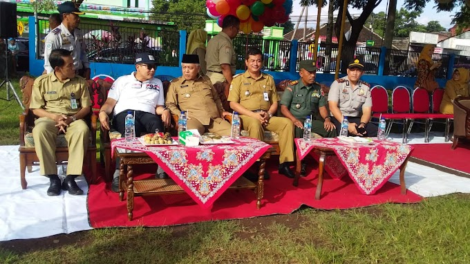 IGTKI Kecamatan Singosari Menggelar Gebyar Senam Dan Peringatan Hari Anak Nasional