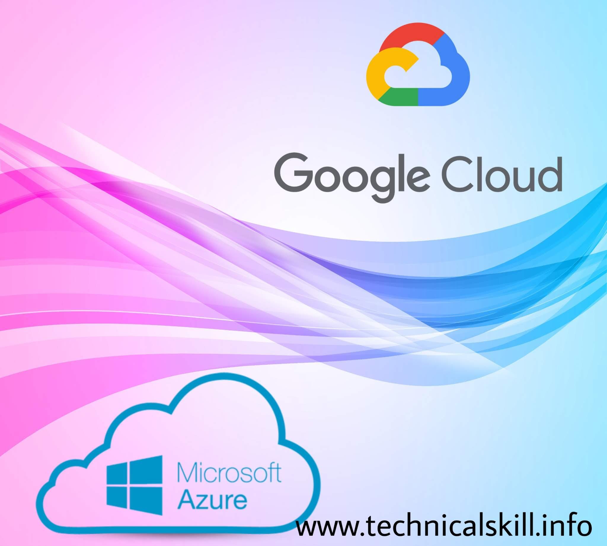 Google Cloud Platform vs Microsoft Azure