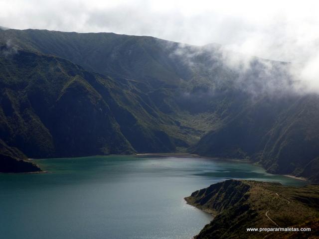 visitar la Lagoa do Fogo en las Azores