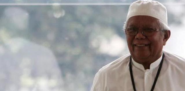 Pendiri PKS Hilmi Aminuddin Tutup Usia