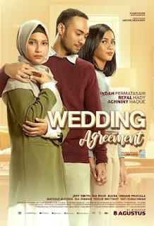 Wedding Agreement 2019