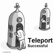 Did You Know? Teleportasi : Transportasi Masa Depan