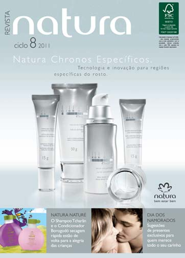Revista Natura Ciclo 08/2011