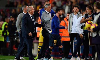 Barca binh biến: Messi ấn định ngày lật ghế HLV Setien, lộ diện tướng mới