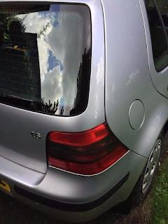 VW Golf How Empty Fuel Tank