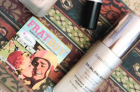 April Monthly Beauty Favourites