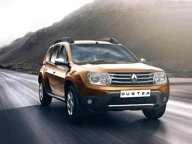 Renault Duster 2018 images wallpaper