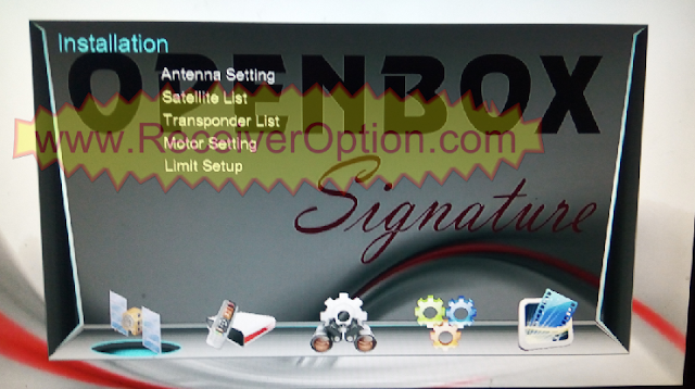 OPENBOX SIGNATURE HD RECEIVER TEN SPORTS OK NEW SOFTWARE