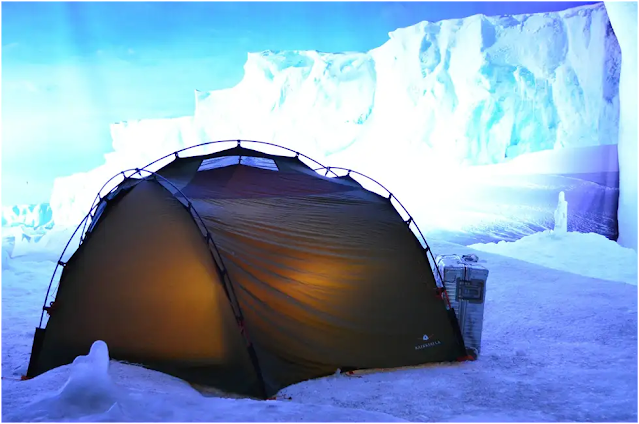 A Beginners Guide To Camping in Winter Essentials