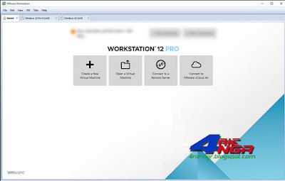 VMware Workstation Pro 12.5.3 Build 5115892 Final Full
