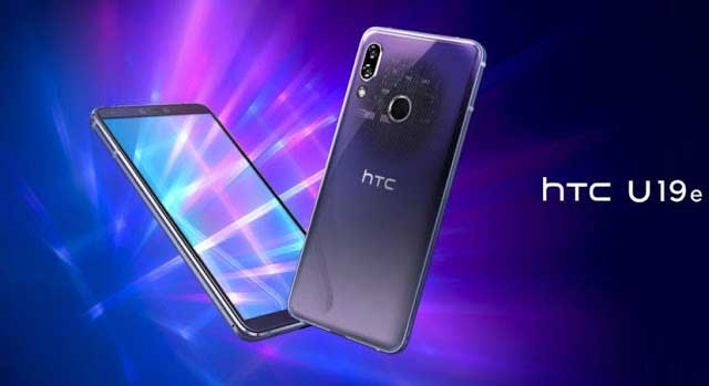 Iris Unlock Support, HTC Desire 19 launches HTC U19e with Triple