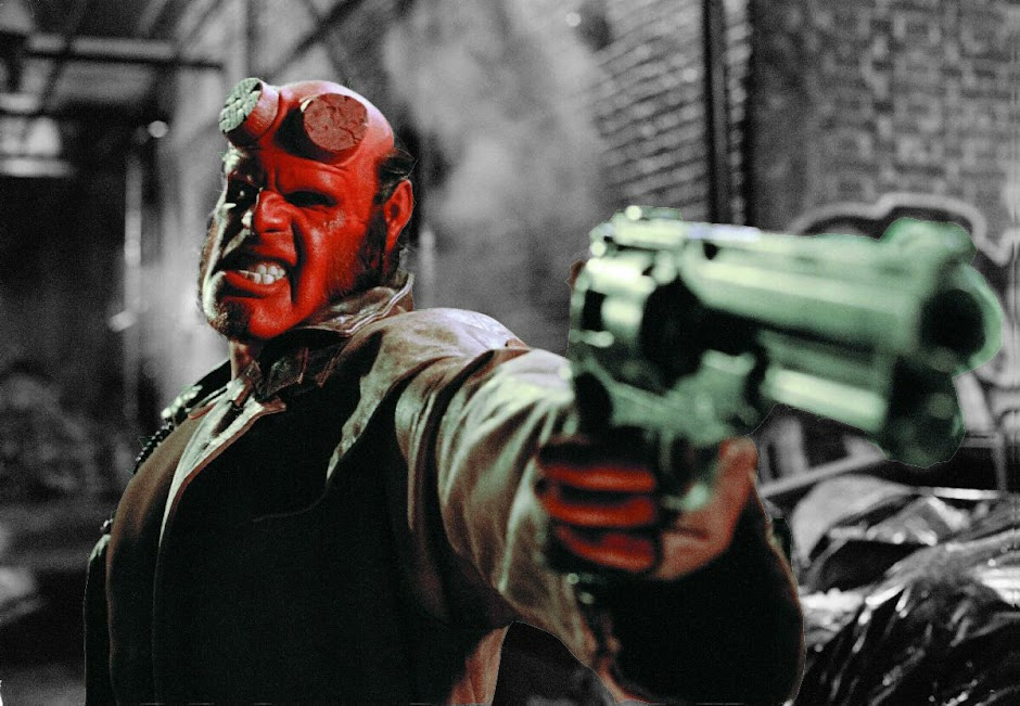 """Guillermo del Toro confirma: HELLBOY 3 """"não vai acontecer"""""""