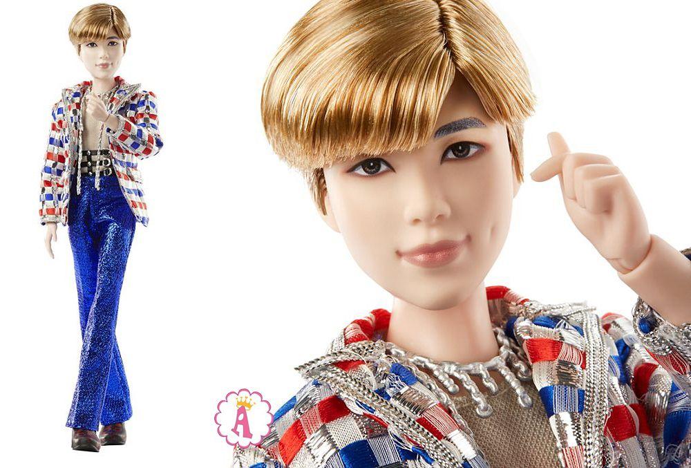 RB BTS Prestige doll коллекционный кен певец БТС