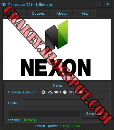 NeXon Generator 2016 Ultimate