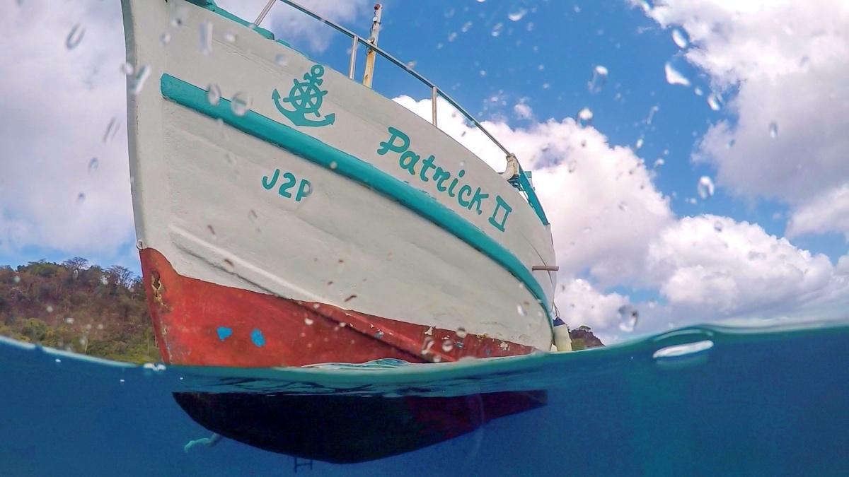 Passeio de Barco Privativo Patrick II Noronha