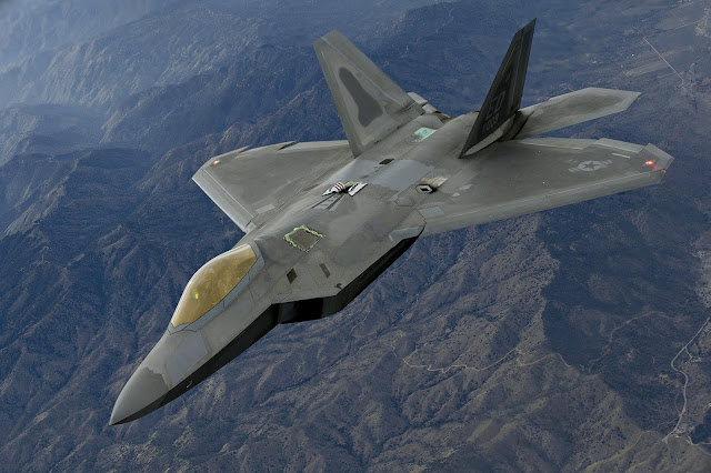 F22 Raptor Wallpaper | HD Desktop Wallpapers-33