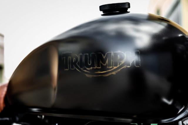 Triumph Bonneville 2011 By Macco Motors Hell Kustom
