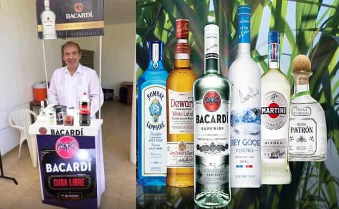 bebidas, bar