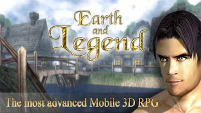 Download Game Earth And Legend MOD APK (Unlimited Money) v2.1.5 Offline