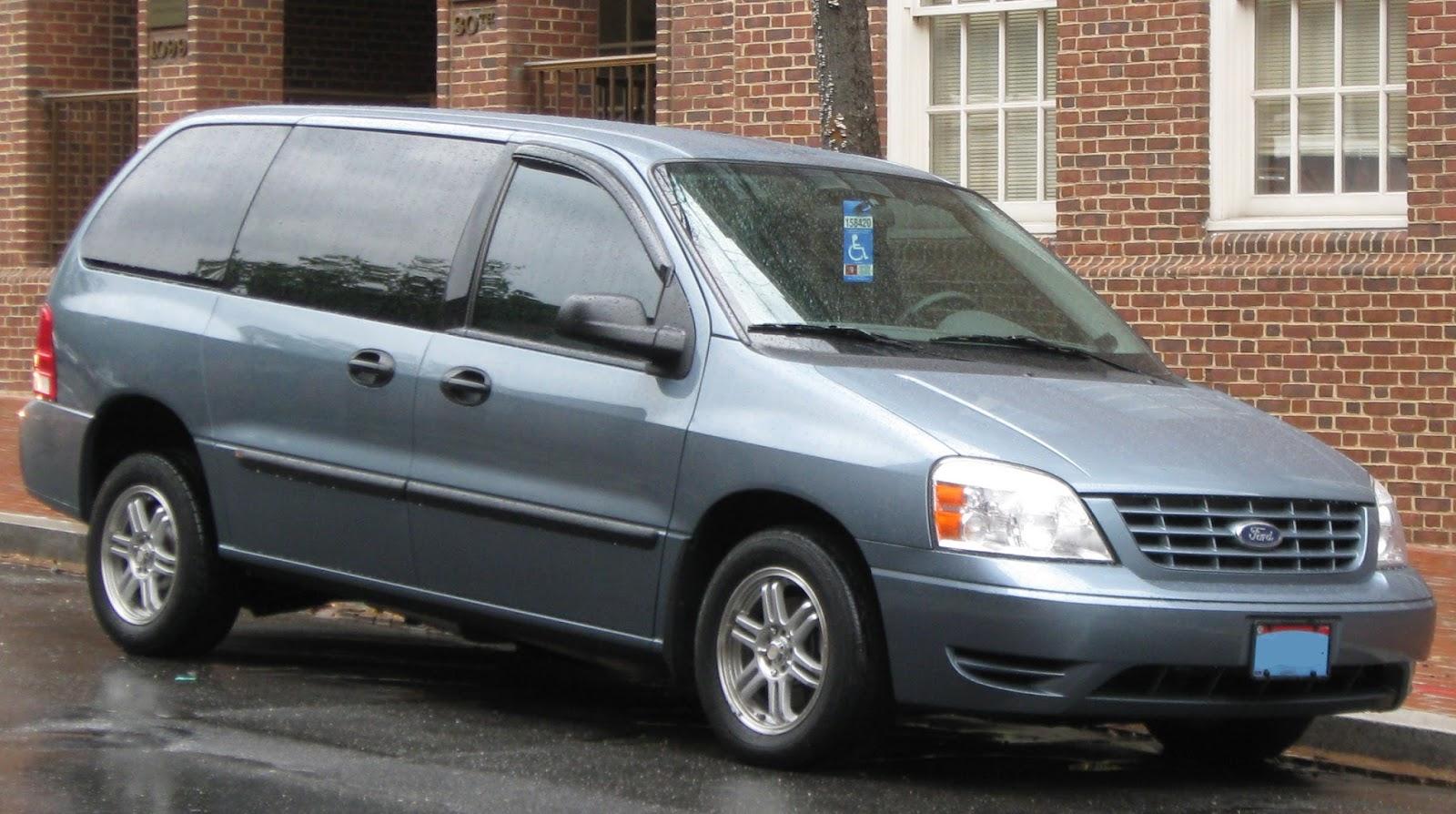 Tunado Loko Carros Ford Windstar