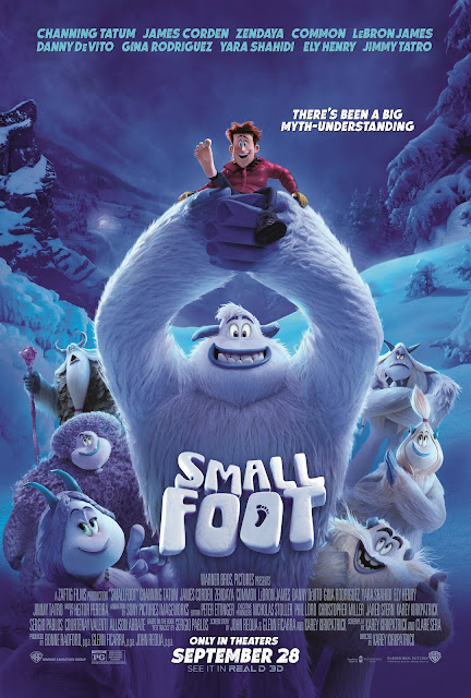 Hey Atlanta!  Win a Family 4-Pack Tickets to See SMALLFOOT Giveaway Ends 9/19  via  www.productreviewmom.com