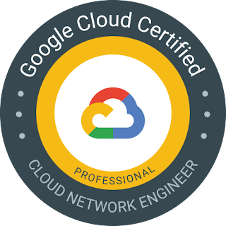Best course for Google Cloud Professional Cloud Network Engineer