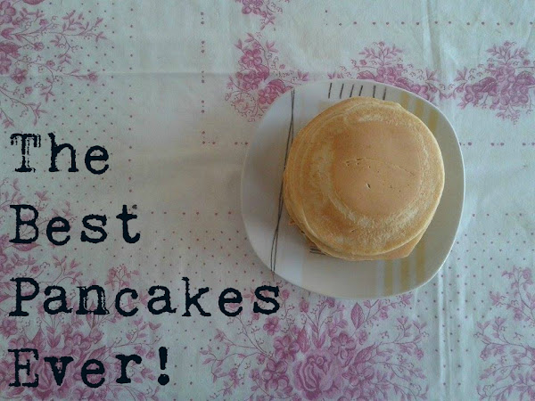 The Best Pancake Recipe Ever!