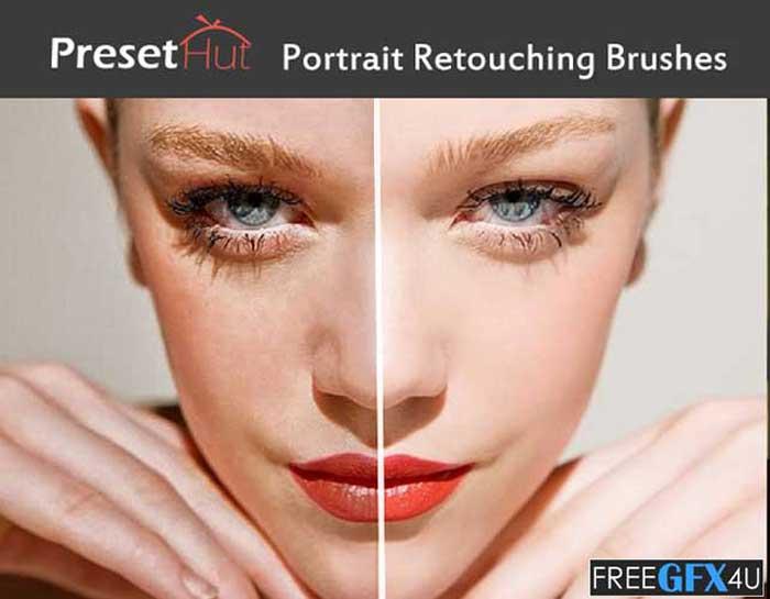 LR Portrait Retouching Brushes
