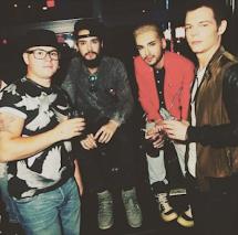 "Tokio Hotel Instagram 247 07.01.2016 - ""throwback Vegas"