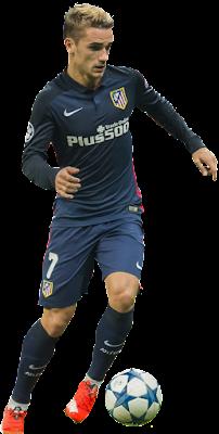 Antoine Griezmann - Atletico Madrid #3