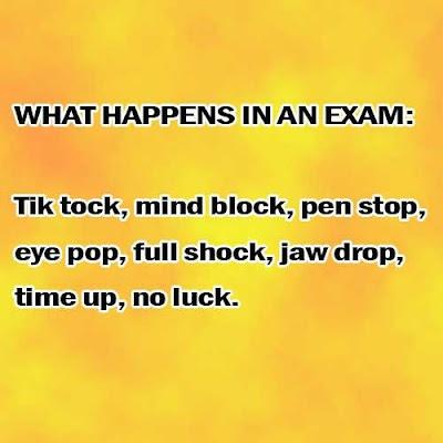 Exam Quotes In English