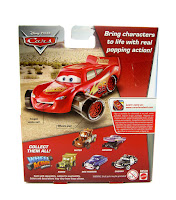 cars wheel action drivers lightning mcqueen