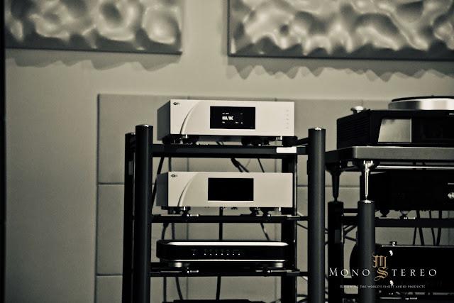 Mono and Stereo High-End Audio Magazine: CH Precision P1 phono