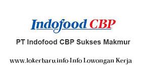 Loker terbaru Indofood CBP