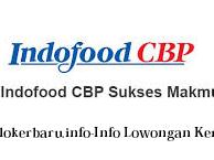 Lowongan Kerja Terbaru Indofood CBP 2016