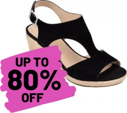 Up to 80% off Women's Comfortable Sandals, Slides & More at Nordstrom Rack