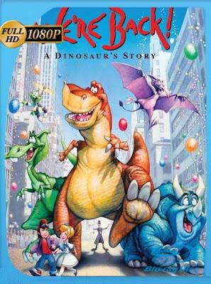 Rex un dinosaurio en Nueva York (1993) HD [1080p] Latino [GoogleDrive] RijoHD
