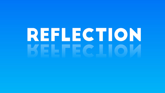 CSS3 Text Reflection Effects | CSS Text Effects