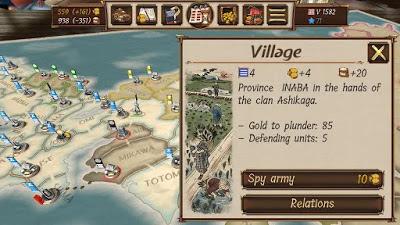 Shogun's Empire: Hex Commander مهكرة
