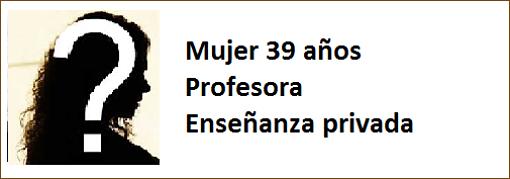 TESTIMONIO Mujer Profesora Enseñanza Privada