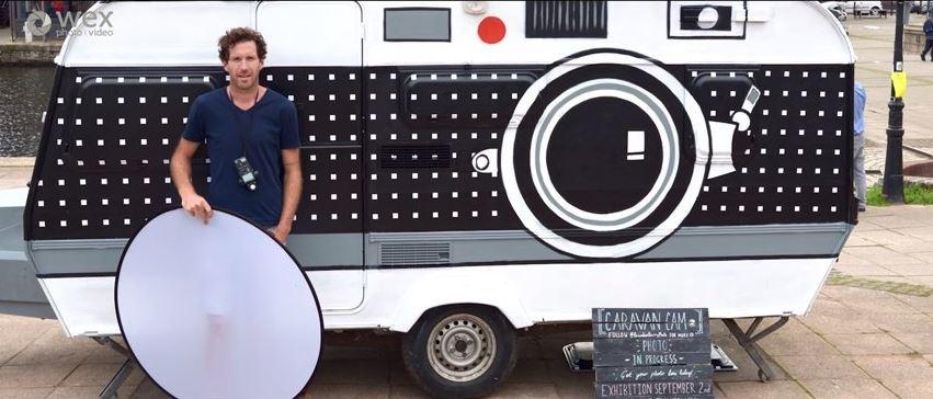 The Caravan Camera: Brendan Barry's Mobile Camera and Darkroom