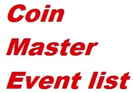 Coin master event list - Stockspeed