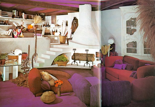 Vintage Photos from 'Bloomingdale's Book of Home ...