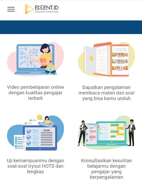 Bimbel online untuk masuk kuliah