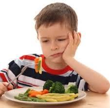 Cara menambah nafsu makan pada anak-anak