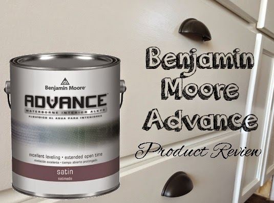 REHOBOTH FARM: Paint Review - Benjamin Moore Advance