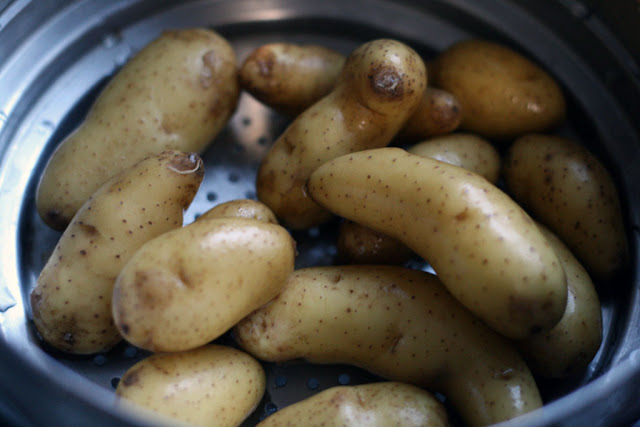 Washed Fingerling Potatoes