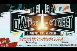 Who Owns The Street Vol.2 (2018 Edition)