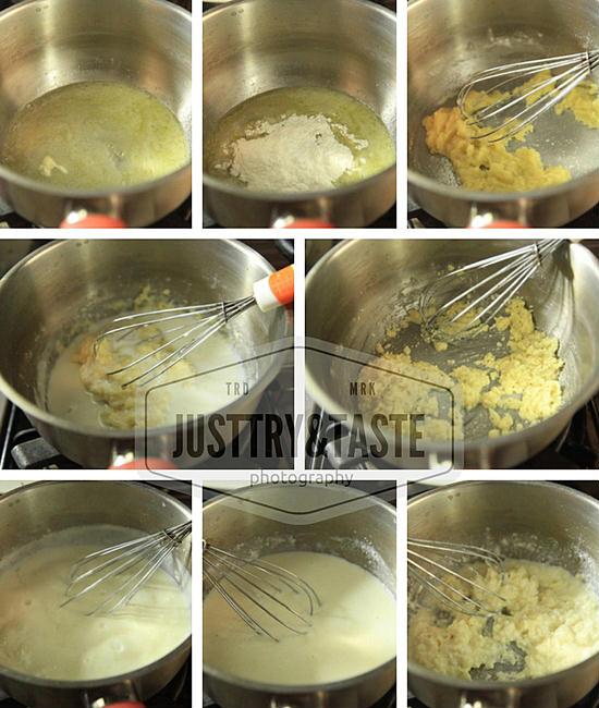 Resep Casserole Kukus - Penne dengan Daging Sapi Cincang