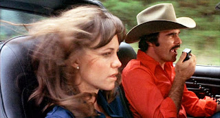 Smokey and the Bandit 1977 Burt Reynolds Sally Field